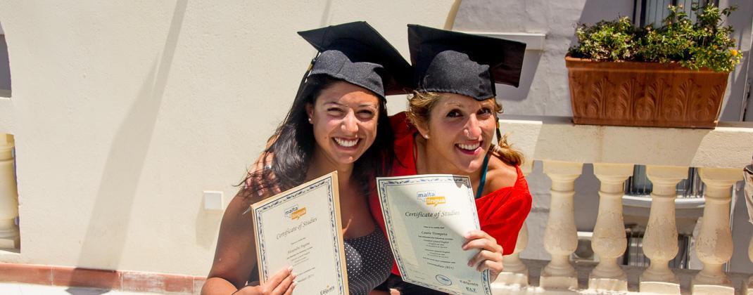 Certyfikaty ukończenia kursu