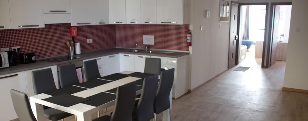 Komfortowe Apartamenty Szkolne z aneksem kuchennym