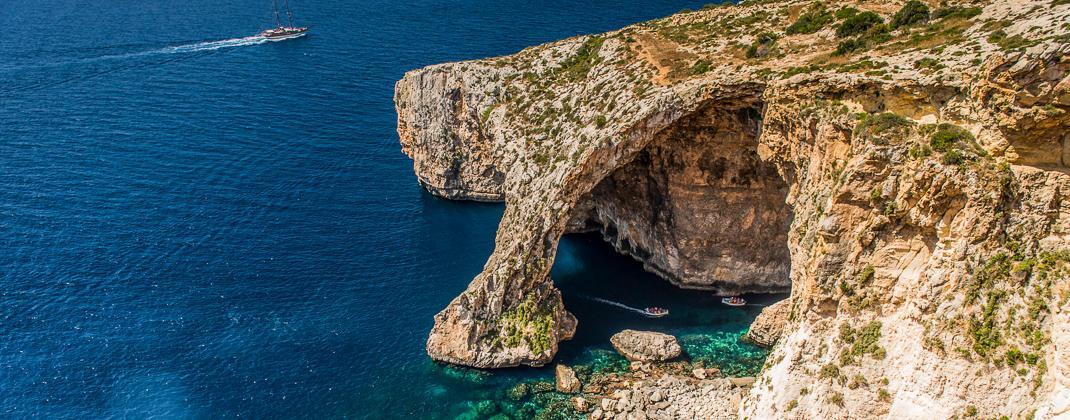 Blue Grotto wycieczka