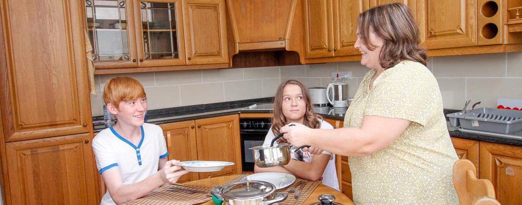 Rodziny goszczące dla młodzieży