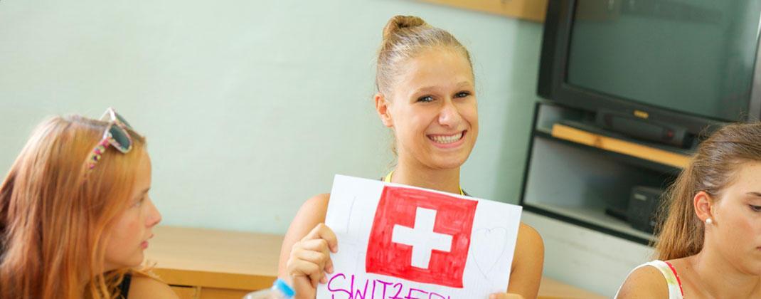 Szwajcarscy uczniowie