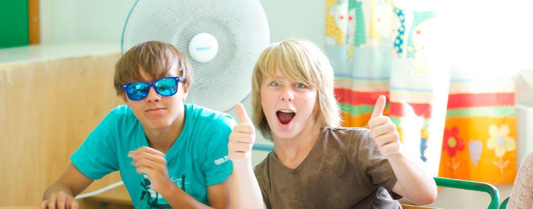 Kursy języka angielskiego dla młodzieży