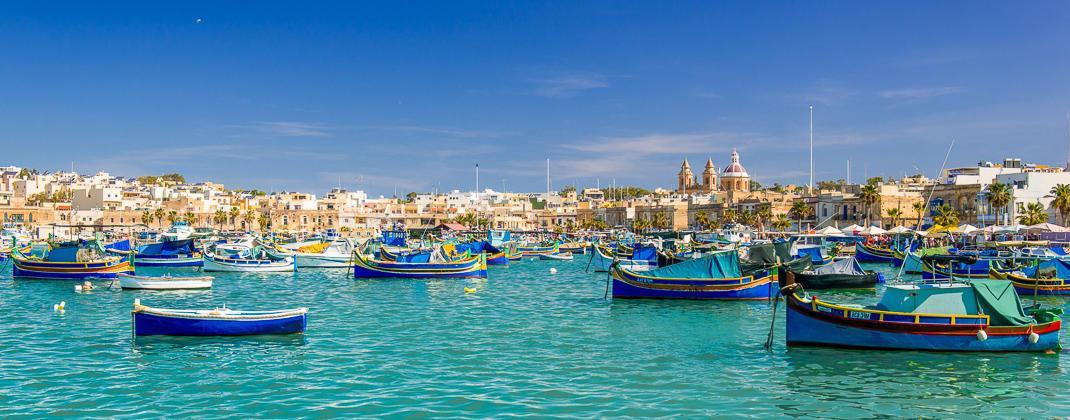 Maltańskie łodzie