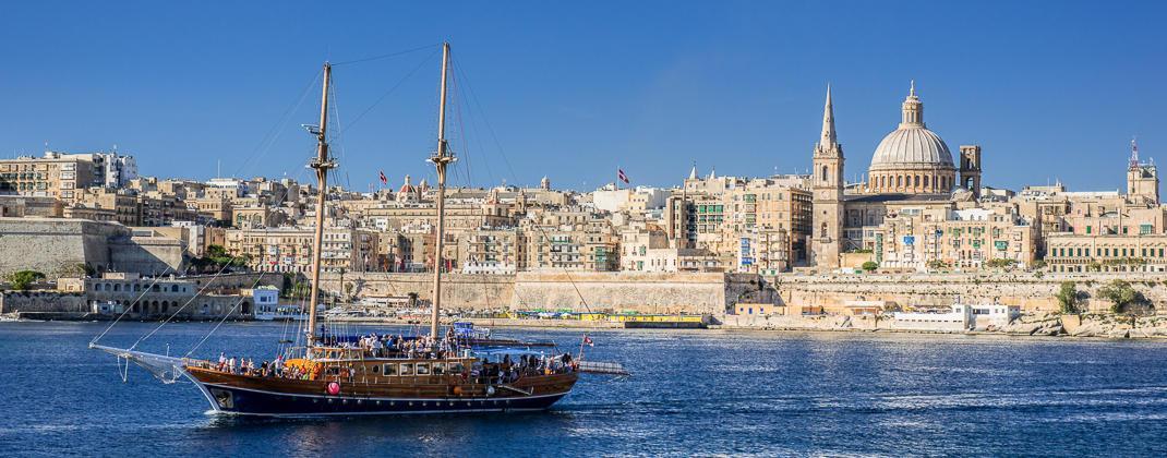 Odkryj Vallettę