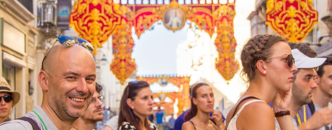 Festiwal w Valletcie