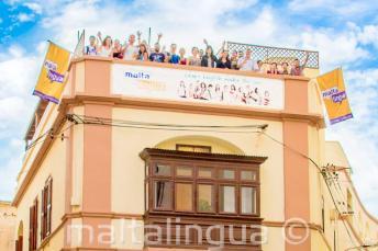 Szkoła języka angielskiego w St Julians, Malta