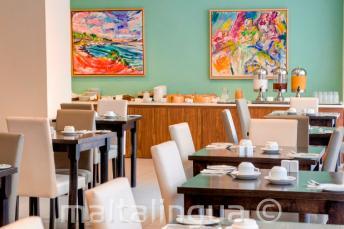 Restauracja w Argento Hotel