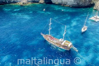 Wycieczka Crystal Bay, Malta