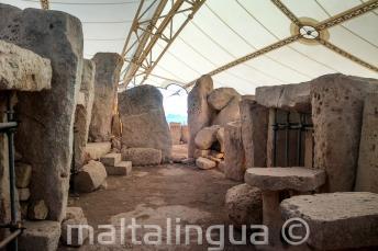 Prehistoryczne Świątynie w Ħaġar Qim