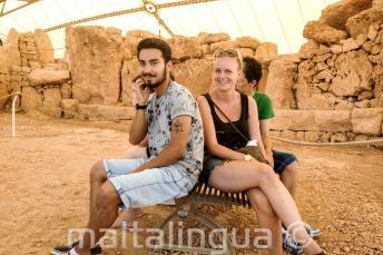 Wycieczka z przewodnikiem to starożytnych ruin na Malcie