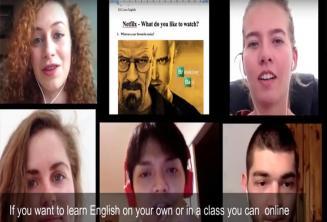 Ucz się angielskiego online