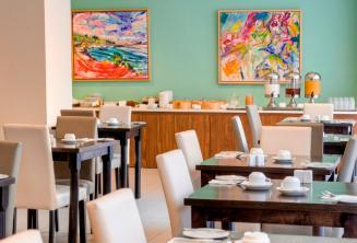 Restauracja w hotelu Argento
