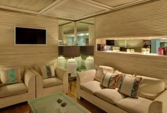 Salon w hotelu Juliani