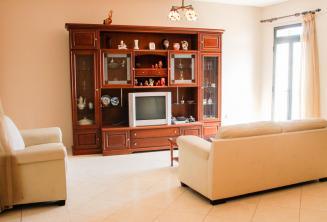 Pokój gościny u rodziny goszczącej na Malcie