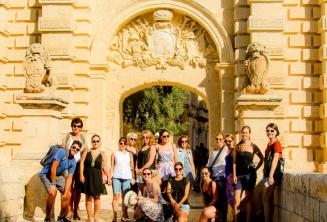 Angielskojęzyczna wycieczka z przewodnikiem po Mdinie